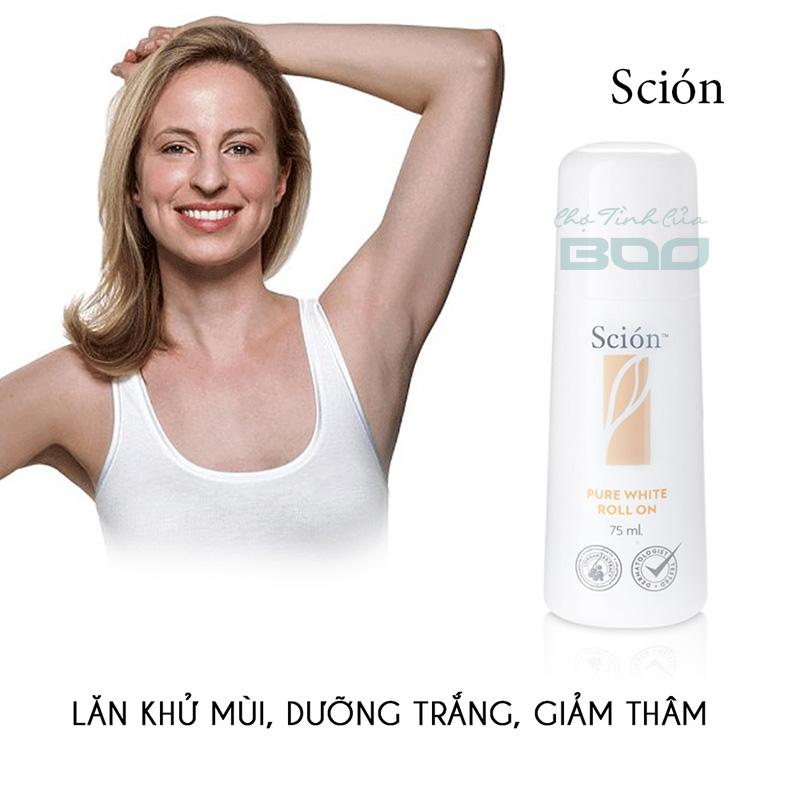 Lăn khử mùi Scion Nuskin hiệu quả nhất